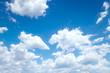 canvas print picture - blue sky