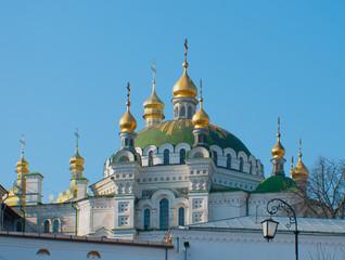 Kievo-Pecherskaya Lavra, Ortodox monastery