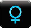 Botón femenino