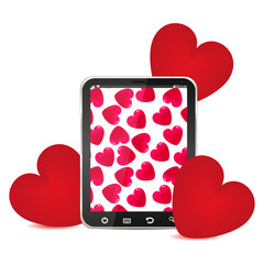 Hearts and Tablet PC