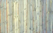 Planches de pin rugueux