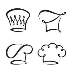 set of chef hats