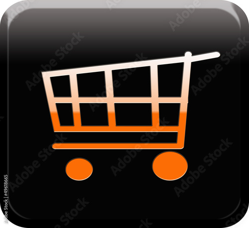 Botón compra naranja