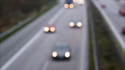 straßenverkehr - geschwindigkeit - abstraktes konzept