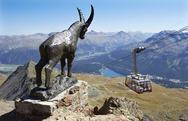 Piz Nair St.Moritz