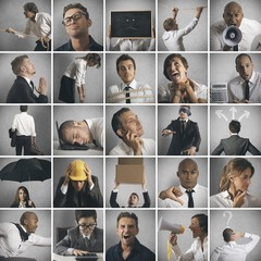 Business,crisis and problem concept