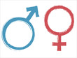 Woman & Man Symbol