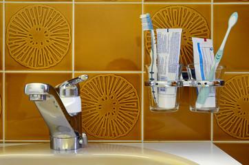 Retro-Waschbecken