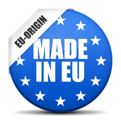 button rund made in eu