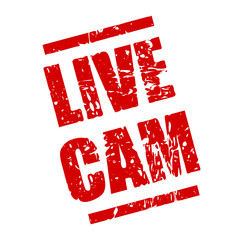stempel eckig live cam I