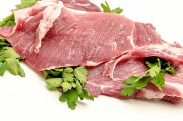 Filetes de cerdo iberico