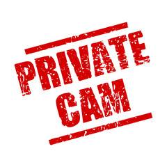 stempel eckig private cam I
