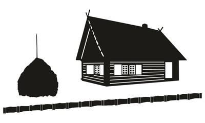 Spreewald ~ Haus ~ Heuschober