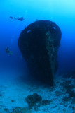 Fototapete Havarie - Schiff - Meer / Ozean