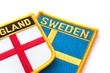 england and sweden