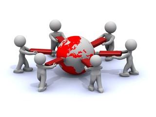 Connexion au réseau mondial