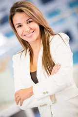Sucessful business woman