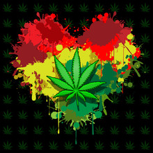Marijuana Miłość