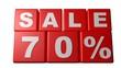 Sale 70% - Sales - Rebajas - Saldi