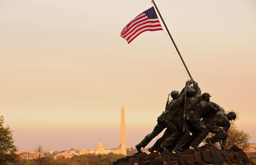Iwo Jima Memorial, Washington, DC