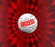 success business abstract motivation ball