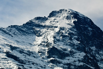 Eiger North Face, Swiss Alps