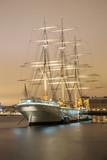 Fototapeta wodniactwa - Sztokholm - Jacht