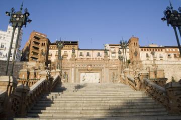 Escalinata Teruel