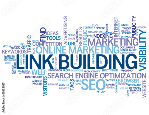 LINK BUILDING Tag Cloud (search engine optimization seo)
