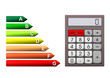 Energy Efficiency Scale Calculator