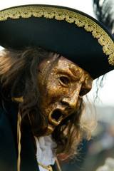 Maschera Tradizionale Veneziana, Carnevale 2013