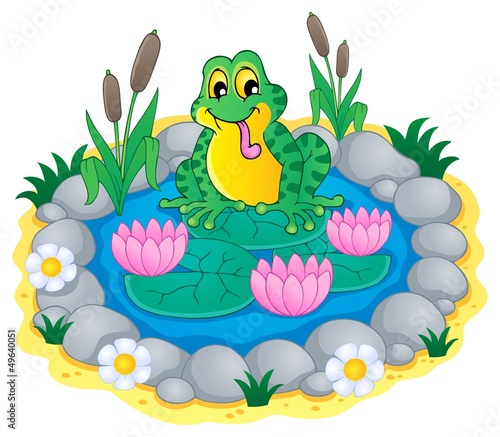Pond theme image 1