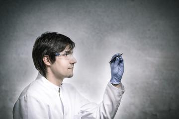 Selbst Forscher können schreiben