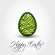 green striped egg