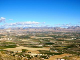 Vega Baja del Segura Alicante y sierras