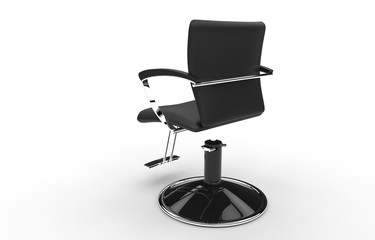 Hairdresser chair 2