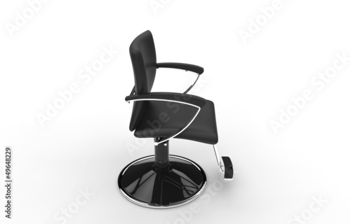 Hairdresser chair