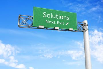 Nächste Ausfahrt - Solutions