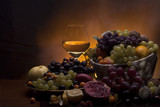 Fototapeta wegetariańska - owoce - Owoc