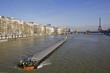 péniche sur la Seine