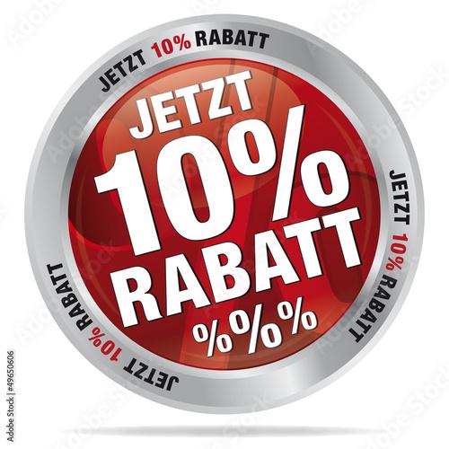 Jetzt 10% Rabatt