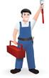 Very happy plumber