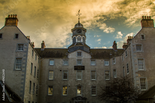Psychiatric hospital in Scotland