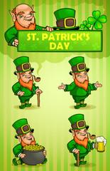 Leprechauns St. Patrick's Day