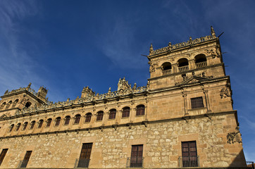 Palacio de Monterrey. Salamanca.