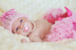 fashion newborn  girl