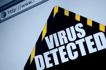 Virus Detected