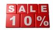 Sale 10% - Sales - Rebajas - Saldi