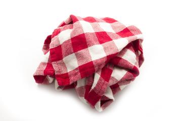 dirty cloth
