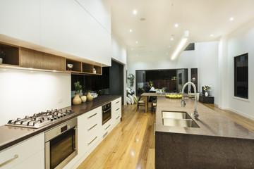 Luxury home interior